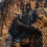 La escalera secreta a Erebor