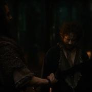 Thorin amenaza a Bilbo en Erebor