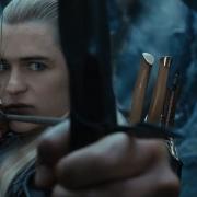 Legolas captura a Thorin