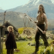Gandalf, Bilbo y Beorn