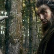 Gandalf y Beorn conversan