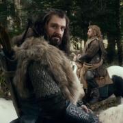 Thorin apremia a Gandalf