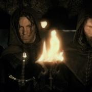 Los Hombres del Norte entierran al Rey Brujo