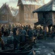 El mercado de la Ciudad del Lago