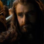 Thorin orgulloso de Bilbo
