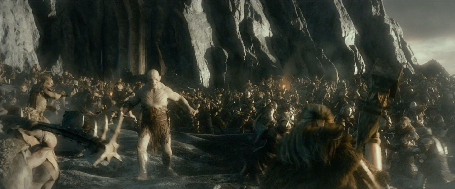 Conan Stevens The Hobbit