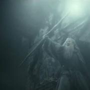 Gandalf destruye el Hechizo de Ocultamiento