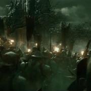 El ejército de Dol Guldur parte hacia la guerra