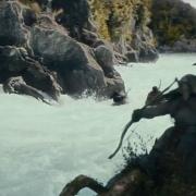 Los Orcos persiguen a los Enanos