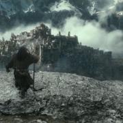 Los Enanos divisan las ruinas de Valle