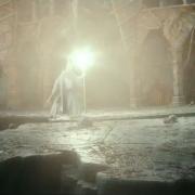 Gandalf en Dol Guldur rompe el Hechizo de Ocultamiento