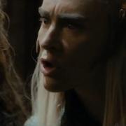 Thorin y Thranduil