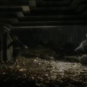 Bilbo huye de Smaug