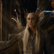 Thranduil habla a Thorin