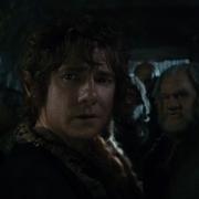 Bilbo con los Enanos en Erebor