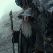 Gandalf teme por Bilbo y los Enanos