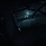 Gandalf y Radagast en las tumbas de los Nazgûl
