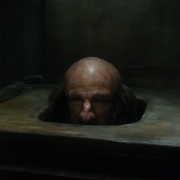 Dwalin entra en casa de Bardo