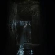 Thorin abre la puerta secreta de Erebor
