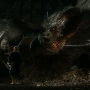 Bilbo y Smaug