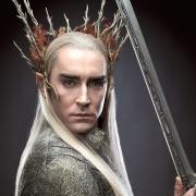 Thranduil, el Rey Elfo del Bosque Negro