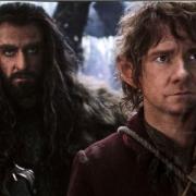 Thorin y Bilbo en el Bosque Negro