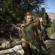 Tauriel, una Elfa del Bosque Negro