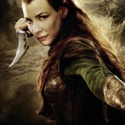 Tauriel, una Elfa guerrera