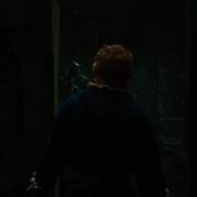 Bilbo se adentra en el interior de Erebor