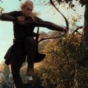 Legolas, un Elfo ágil en batalla