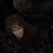 Bilbo tiene que trepar