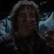 Bilbo recupera el Anillo
