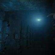 El interior de las tumbas de los Nazgûl