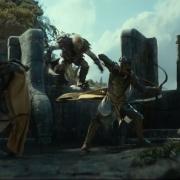 Los Orcos atacan a los Elfos