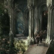 Las puertas del palacio de Thranduil