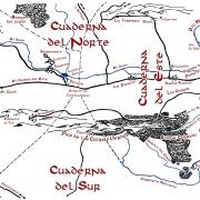 Mapa de la Comarca, de Juan M. Villa