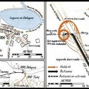 Mapa Delagua