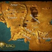Mapa relieve TM