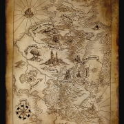 Mapa de Aman de amergusa
