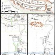 Mapa Bolsón Cerrado