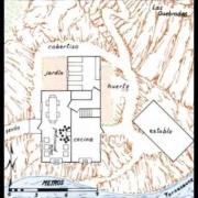 Plano de la casa de Tom Bombadil