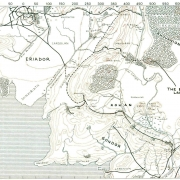 Mapa Tierra Media