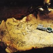 Mapa de Thrór