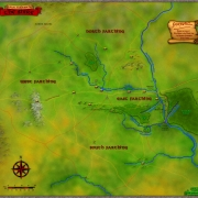 Mapa ampliado Comarca