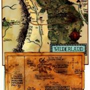 Mapa de El Hobbit