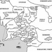 Mapa de la TM por regiones