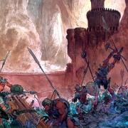 Batalla Abismo de Helm