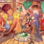 Merry y los hijos de Sam
