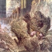 Frodo, Sam y Gollum