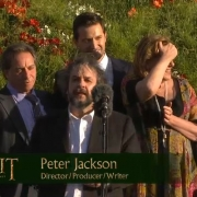 Discurso de Peter Jackson